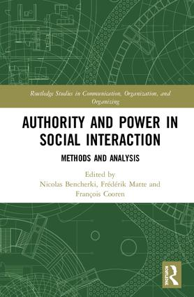 Authority and Power in Social Interaction